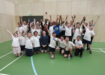 Pupils get on their marks for inaugural Festival of Sport