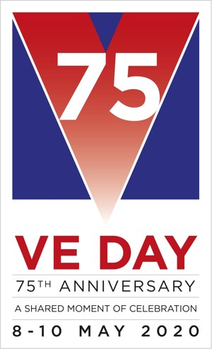 Veday 75 logo