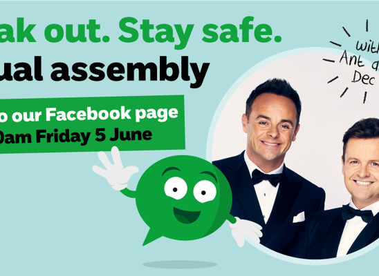 Ant and Dec NSPCC